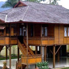 Rumah Adat Sulawesi Utara