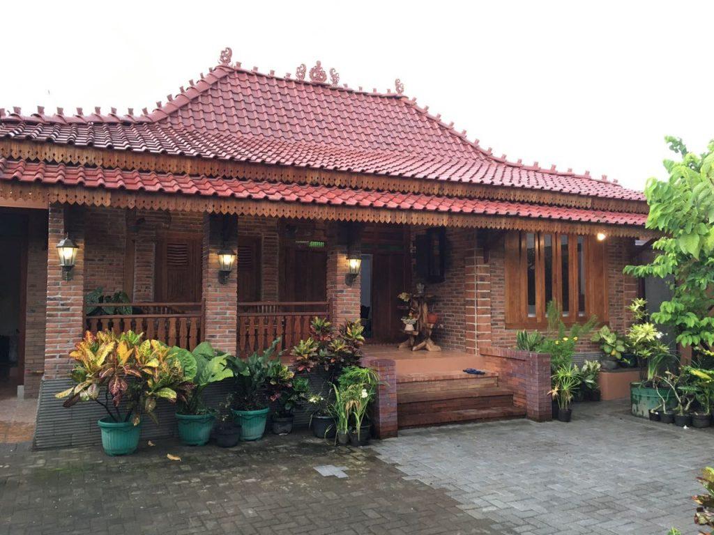 Rumah Joglo Angeng