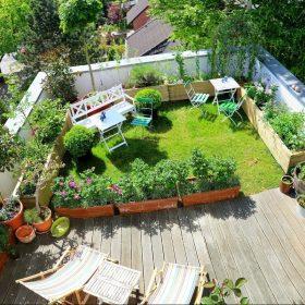 Ide Roof Gardening Keren